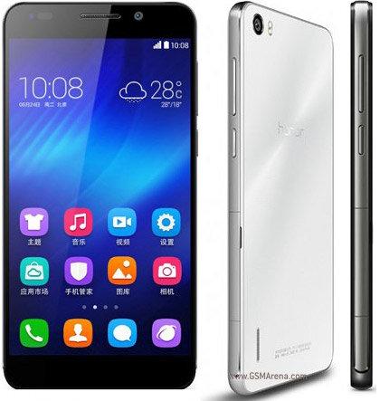 Huawei Honor 6 thiết kế khung kim loại