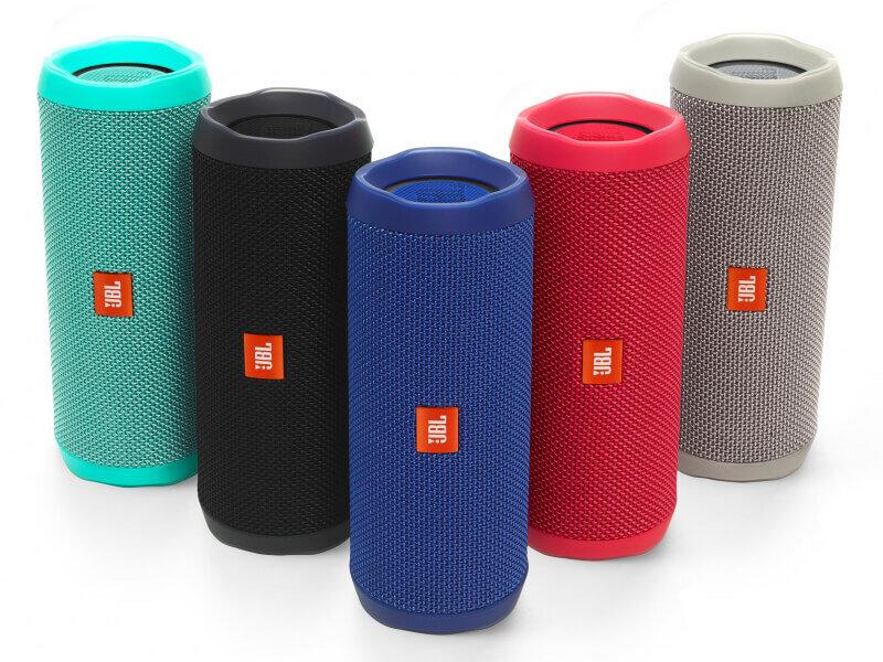 Loa Bluetooth kích thước nhỏ tiện dụng, thiết kế bắt mắt