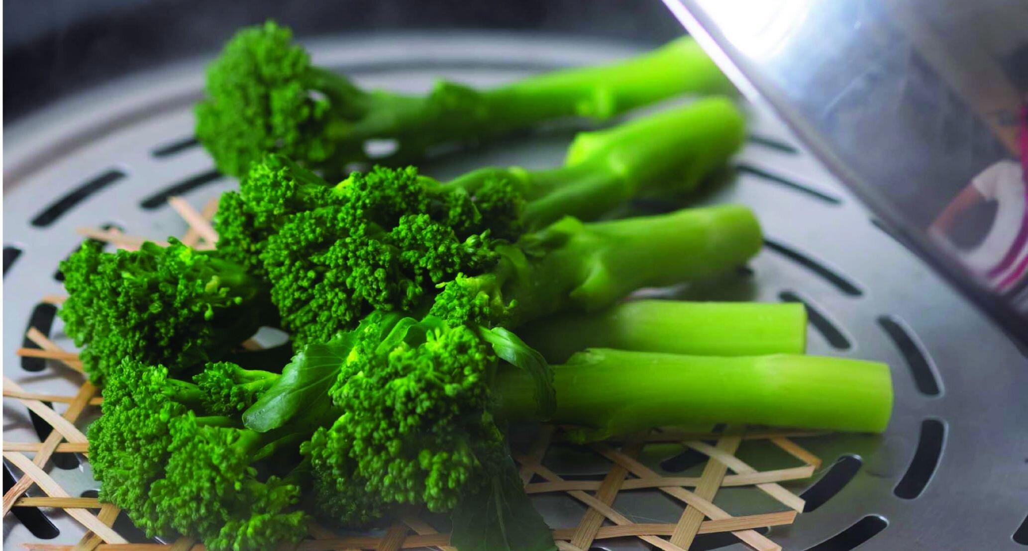 Bông cải xanh là một loại thực phẩm vô cùng tốt cho đại tràng