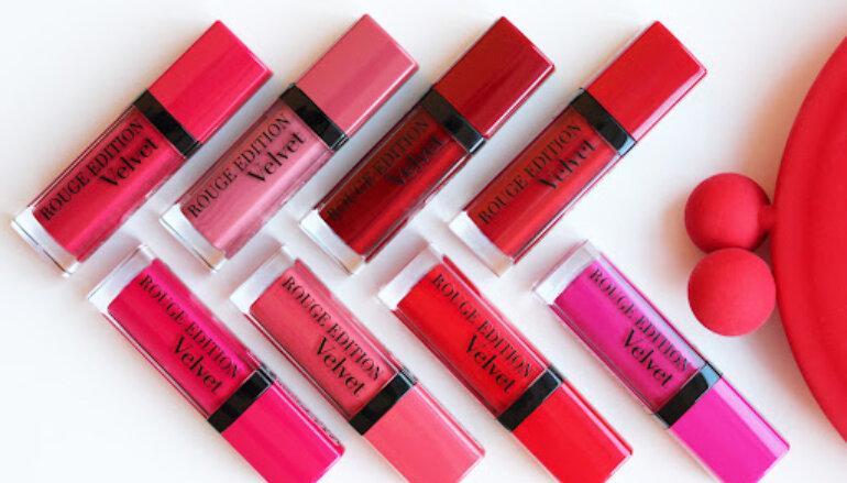 Son môi Bourjois Velvet