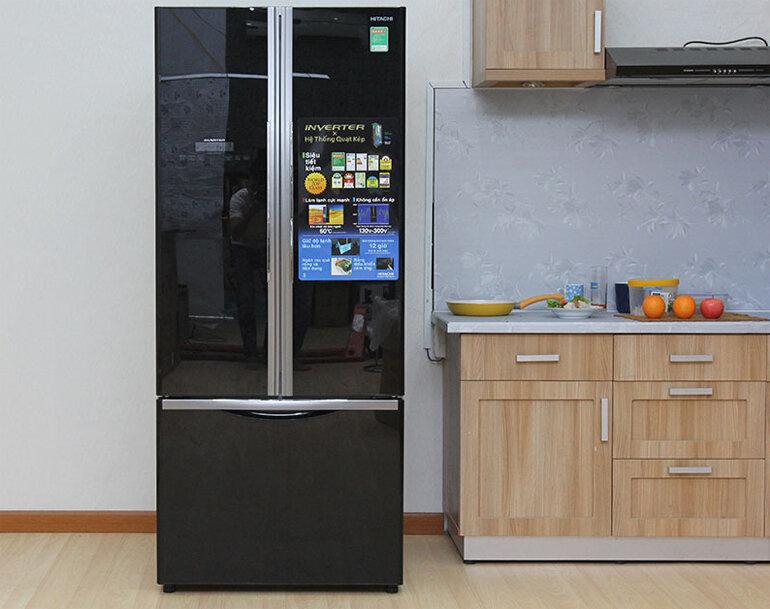 Tủ lạnh Hitachi R-WB545PGV2