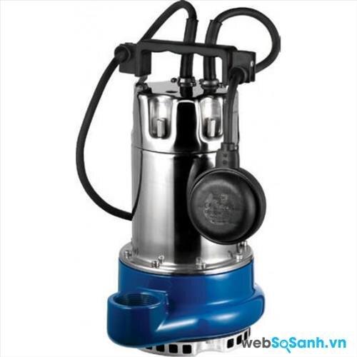 Pentax là nhãn hiệu máy bơm chìm nước được nhiều người tiêu dùng ưa chuộng
