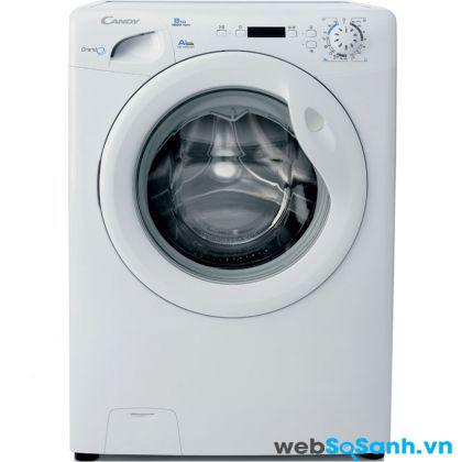 Máy giặt lồng ngang Candy GC1282D1/1-S