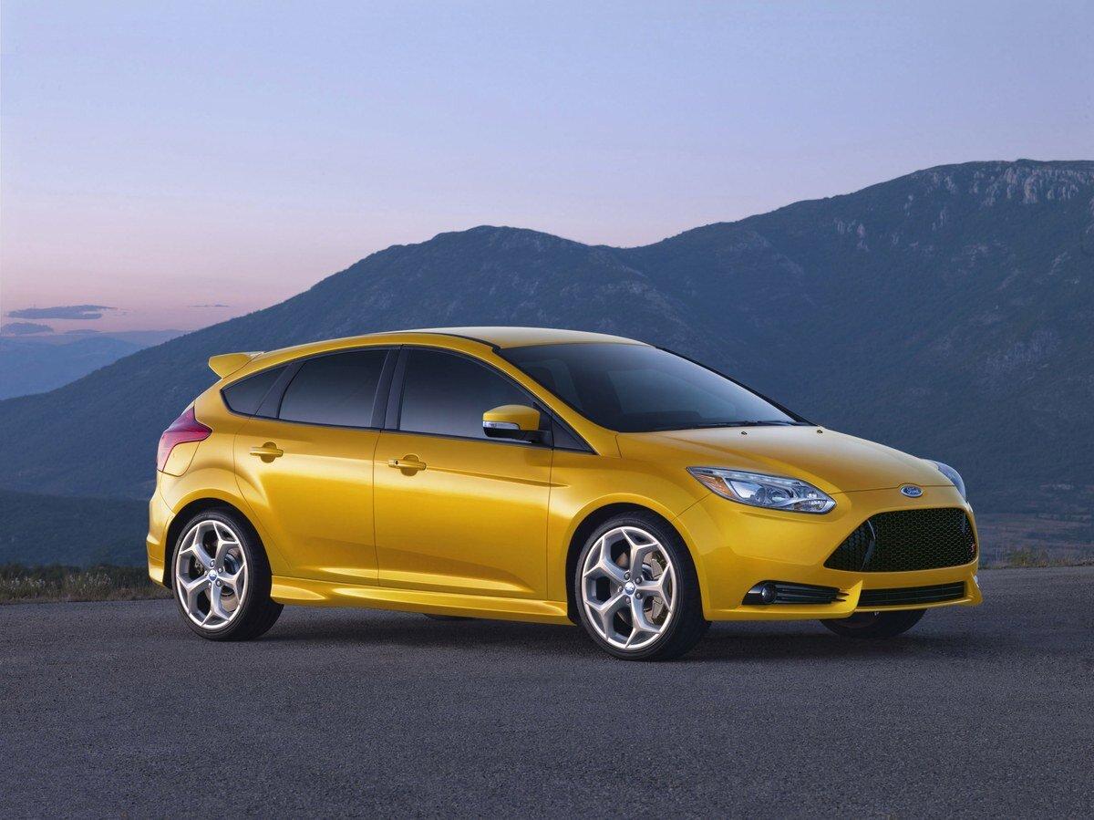 Ford Focus mang một thiết kế tươi mới ấn tượng
