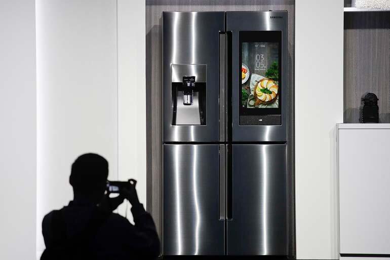 tủ lạnh samsung 2018