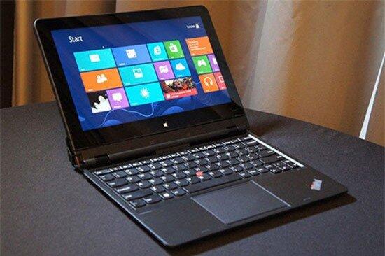 Máy tính bảng nhỏ chạy Windows Phone của Lenovo không thu hút được người dùng Mỹ. 3