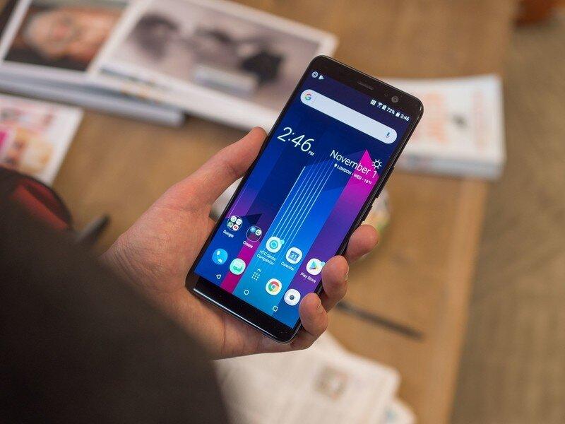 HTC U11+ khởi chạy trên nền tảng Android 7.1, mang đến cho bạn những trải nghiệm tuyệt vời khi sử dụng