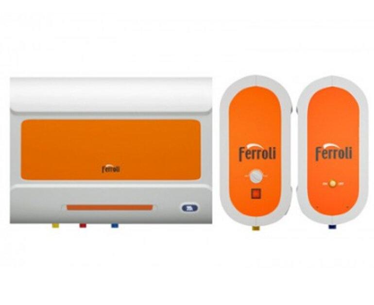 Bình tắm nóng lạnh Ferroli