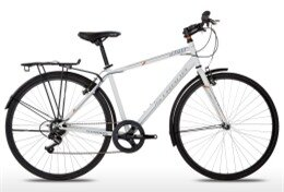 Xe đạp thể thao JETT STRADA WHITE 2015
