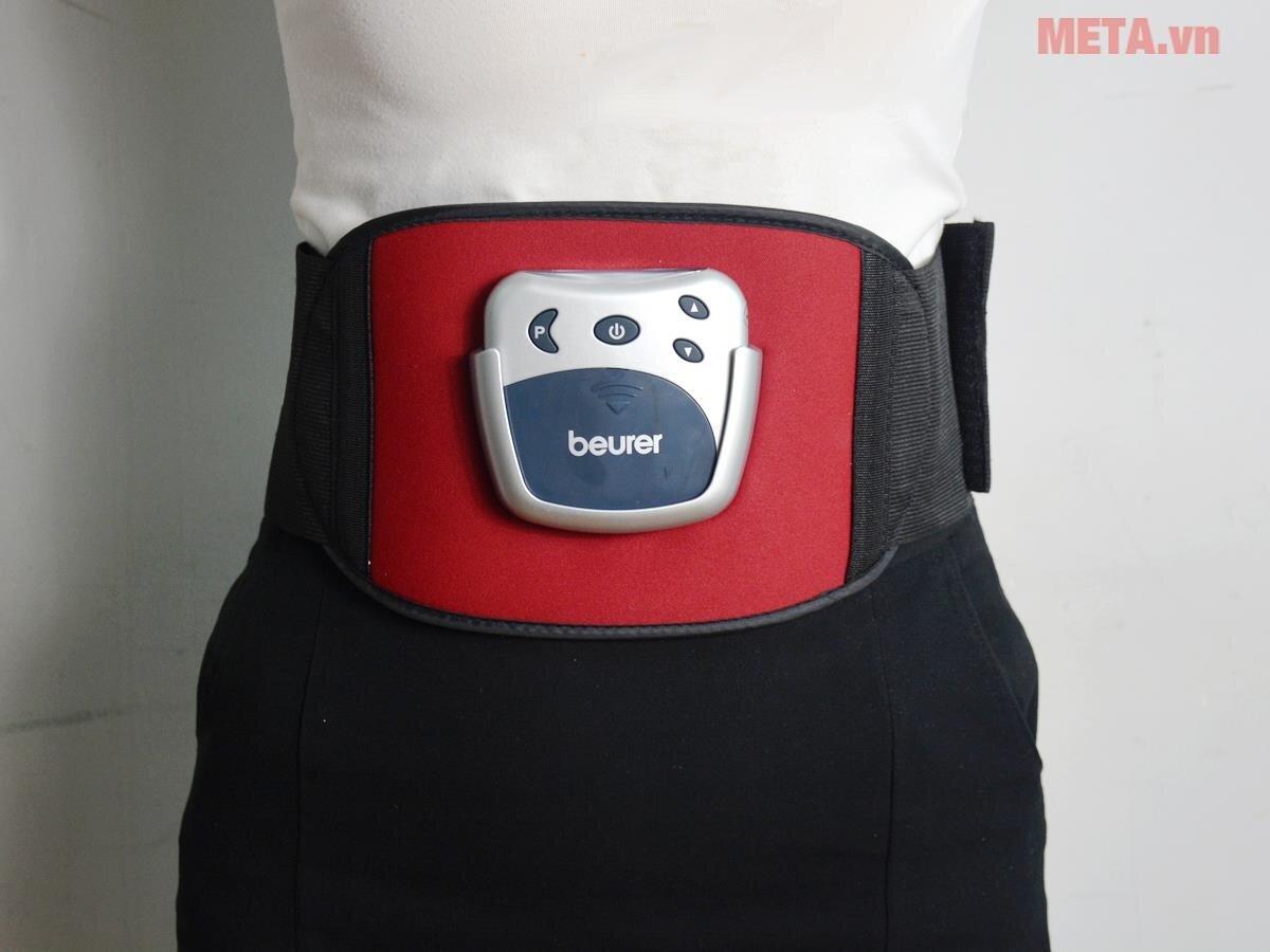 Máy massage điện xung tạo cơ bụng, cơ mông Beurer EM20 Body