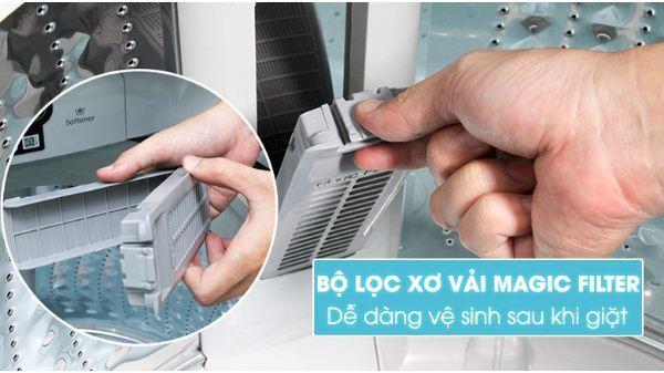 Bộ lọc sơ vải của Máy giặt có khay giặt taySamsung Activ Dualwash