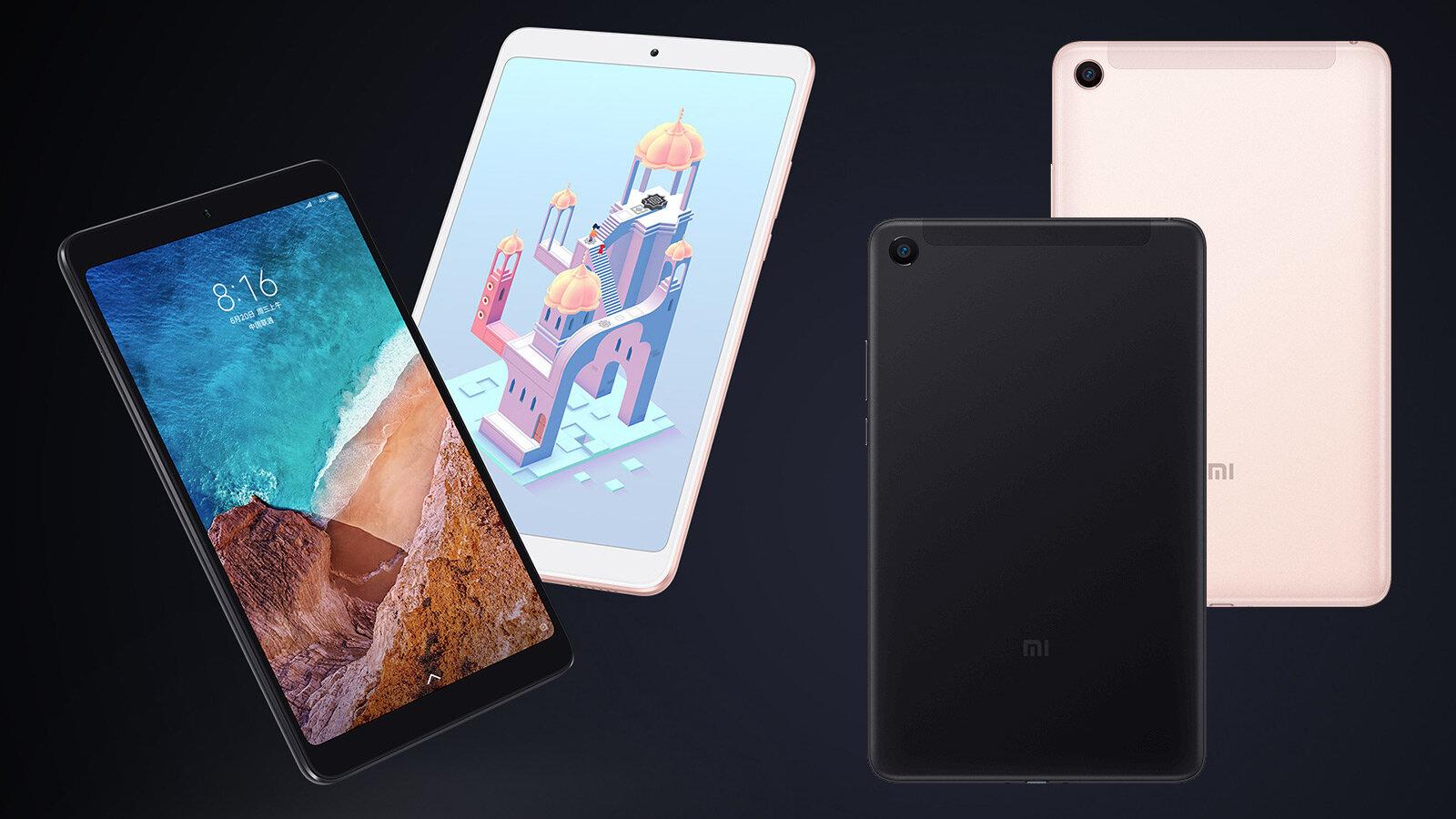 Máy tính bảng Xiaomi miPad 4 ra mắt thị trường