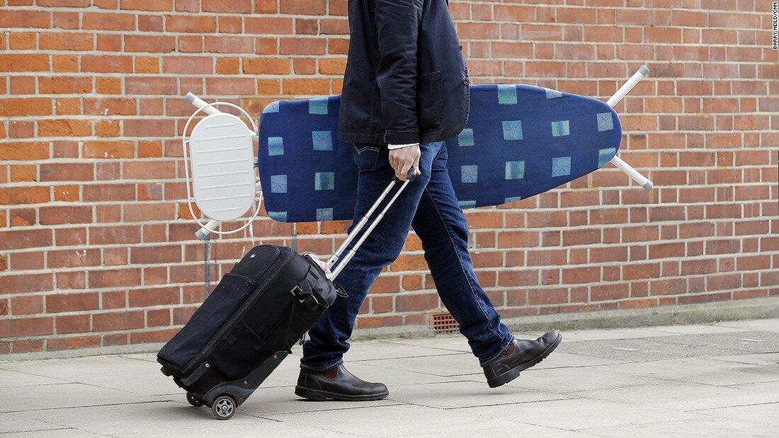 Vali bằng vải mang đến sự tiện dụng và thoải mái khi di chuyển