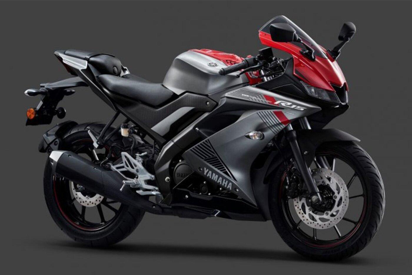Yamaha R15 V3.0 có thiết kế đậm chất thể thao