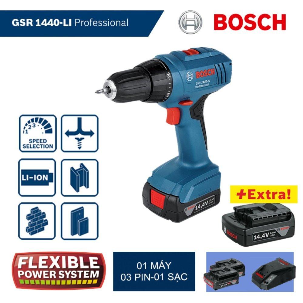 Máy khoan Bosch GSR 1440-LI