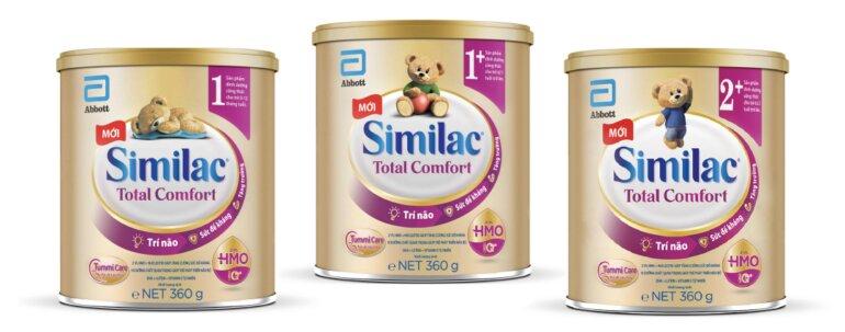 Đánh giá sữa Similac có tốt không? 6 lý do nên mua cho trẻ ăn dặm