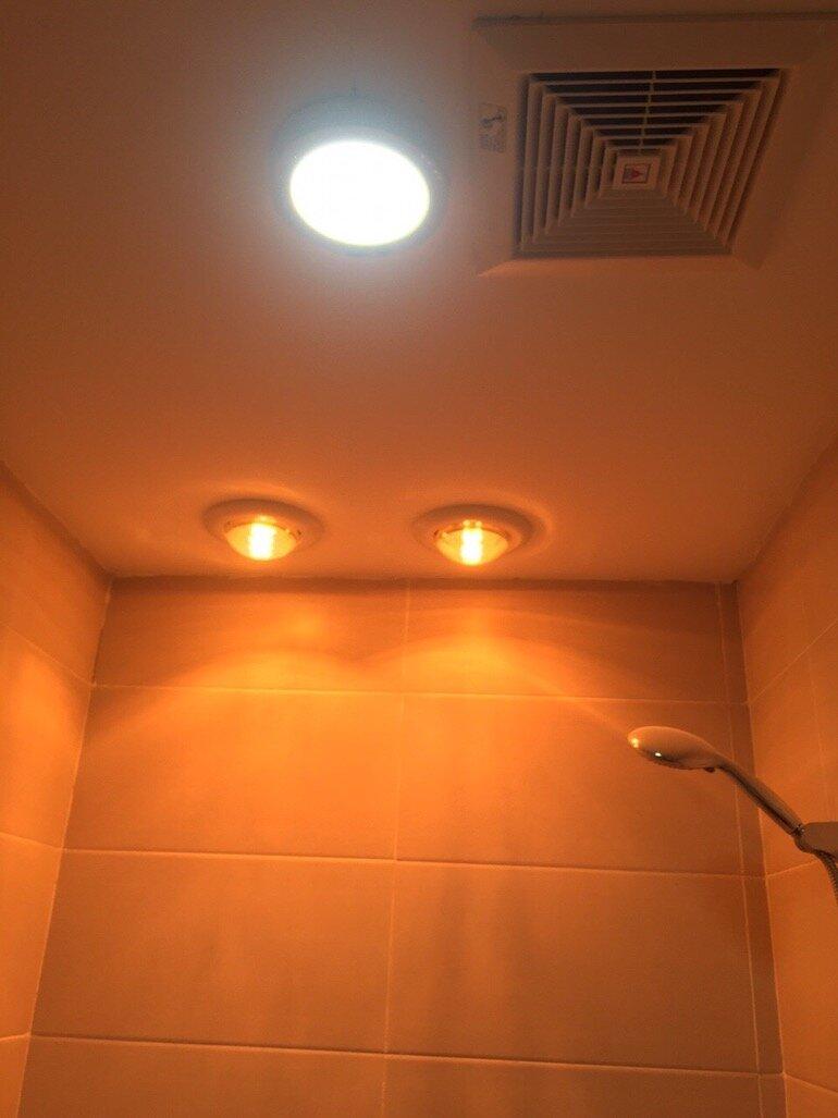 Bật mí các tiêu chí chọn mua máy sưởi nhà tắm tốt nhất
