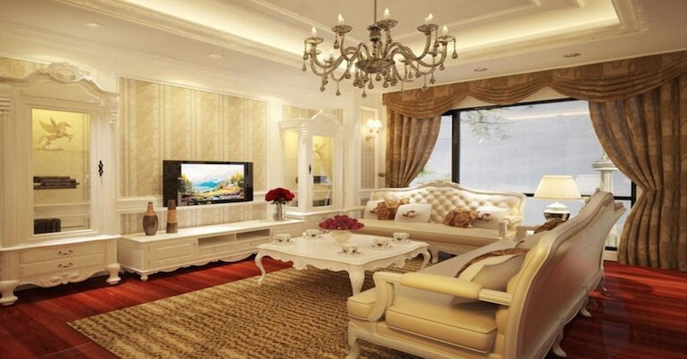 Tìm hiểu về phong cách thiết kế nội thất tân cổ điển