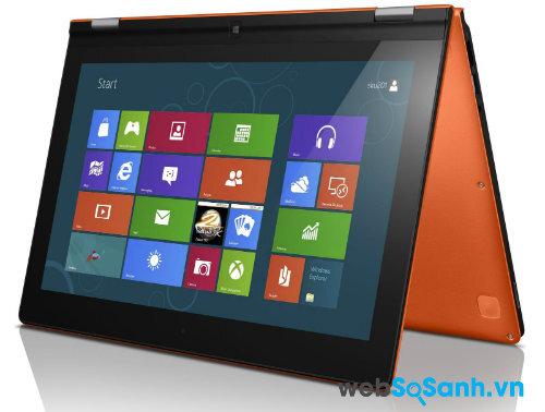 Lenovo Ideapad Yoga 13. Nguồn Internet.