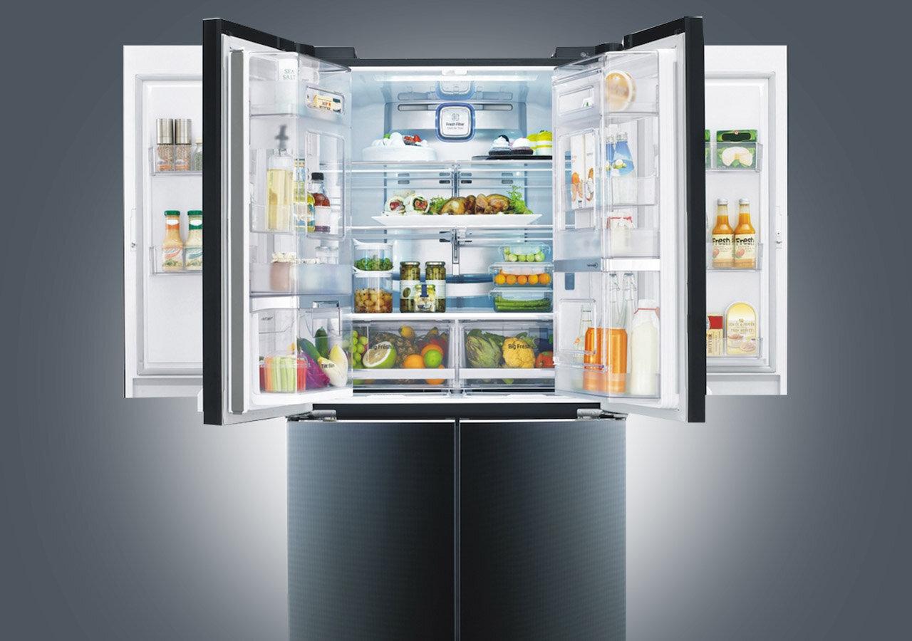 Chọn mua tủ lạnh LG hiện đại công nghệ Inverter
