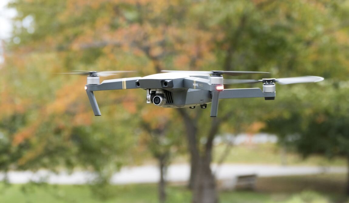 Flycam Mavic Pro có thiết kế hút hồn và các tính năng cao cấp