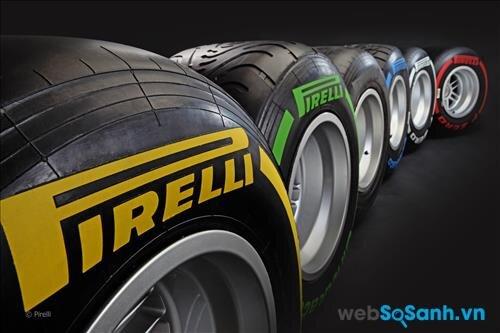 Mua lốp ô tô hãng nào tốt nhất: lốp ô tô Pirelli