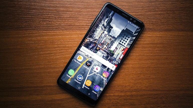 Samsung Galaxy A6+ thiết kế hoàn hảo, màn hình tràn viền đẳng cấp
