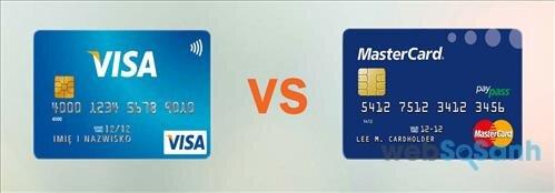 Nên làm thẻ Visa hay Mastercard