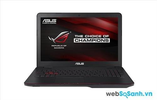 Các laptop của Asus thường có giá rất canh tranh đi cùng cấu hình mạnh