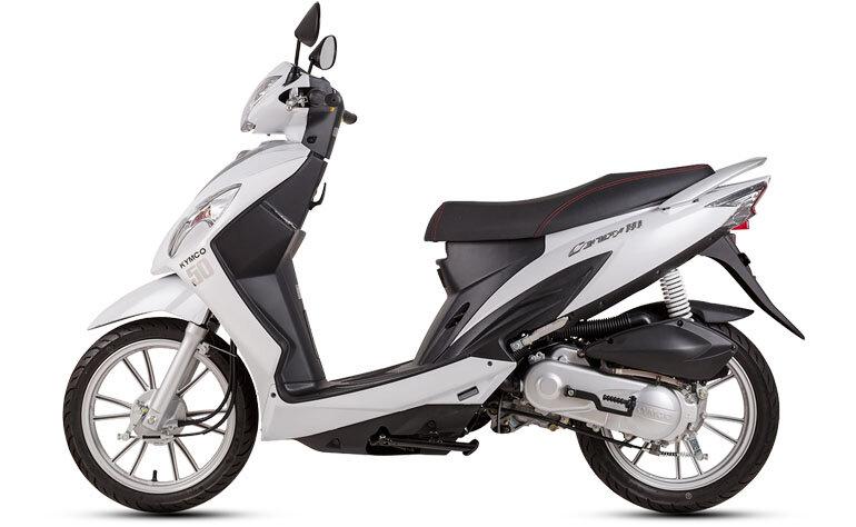 xe máy kymco 50cc