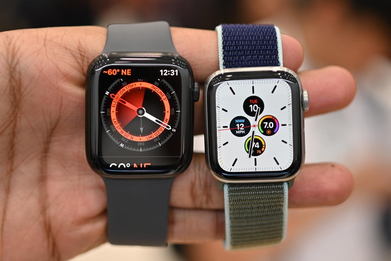 Có nên nâng cấp Apple Watch series 5 không?