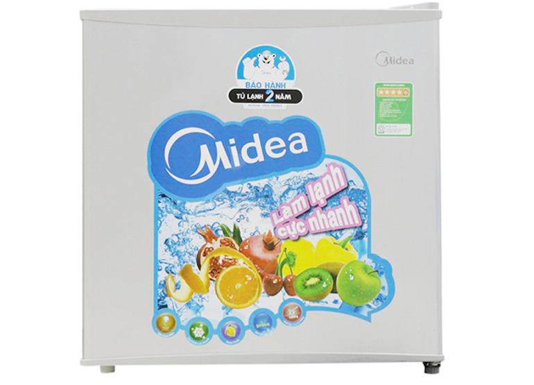 Tủ lạnh mini Midea HS-65SN - 65L