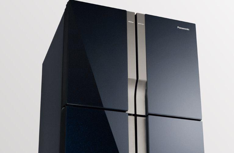 Đánh giá tủ lạnh 4 cánh Panasonic NR-DZ600GKVN về thiết kế