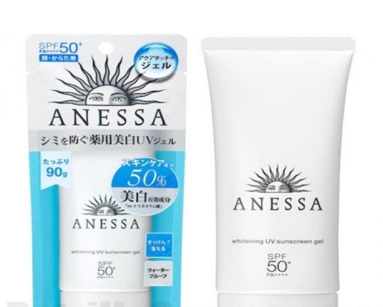 Kem chống nắng ANESSA-Whitening-UV-Sunscreen-Gel