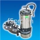 Máy bơm chìm hút nước thải NTP HSM2100-13.7 20 5HP