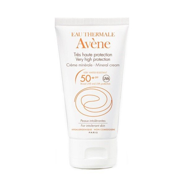 Kem chống nắng Eau thermale Avene High Protection Mineral Cream SPF 50
