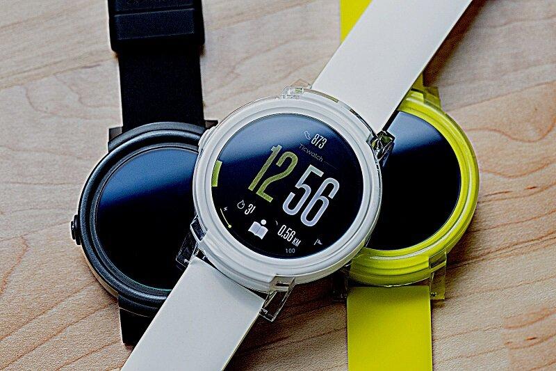 Model Ticwatch E