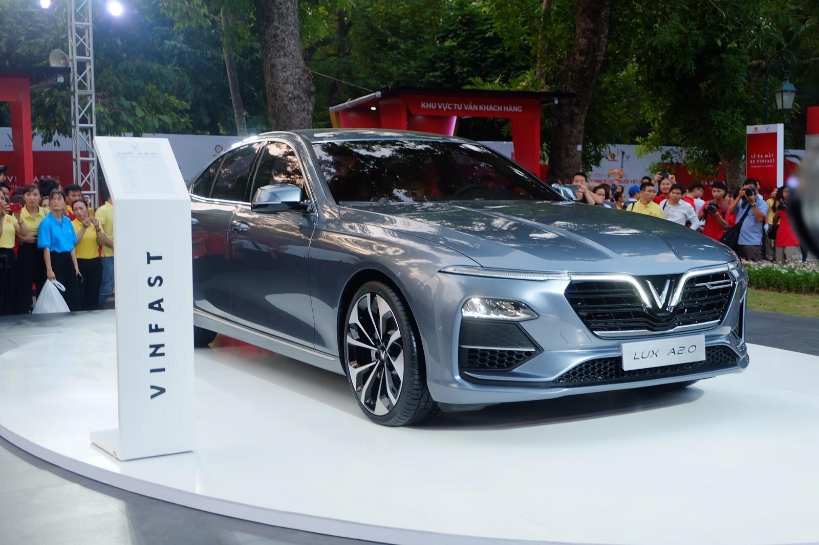 Mẫu xe hơi VinFast Lux A2.0 sở hữu những thông số kỹ thuật tuyệt vời được đánh giá cao hiện nay