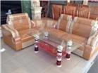 Sofa phòng Khách Da phong cách Hiện đại GHS-804