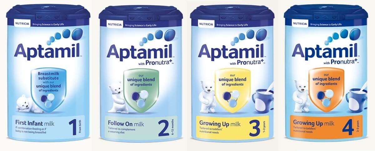 Aptamil-UK
