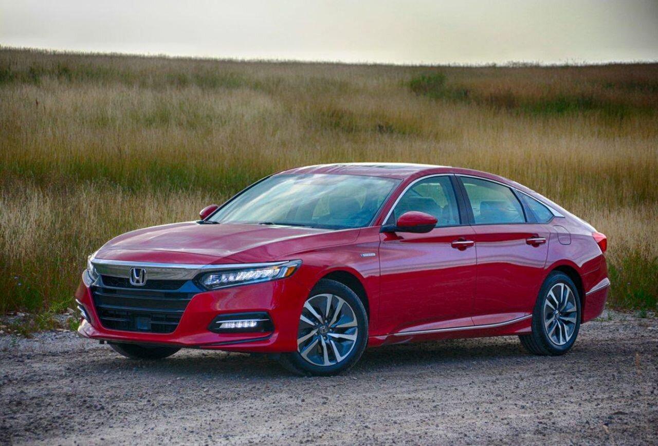 Honda Accord Hybrid động cơ mạnh mẽ, tiết kiệm nhiên liệu