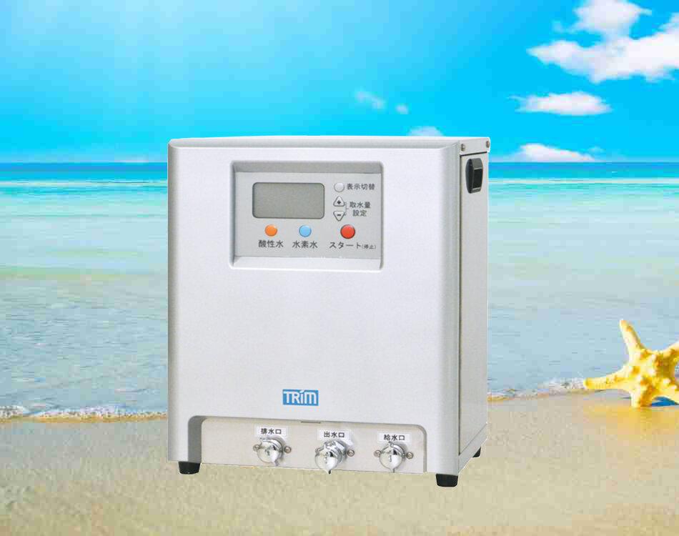 Máy lọc nước ion hiện được nhiều gia đình ưu ái sử dụng