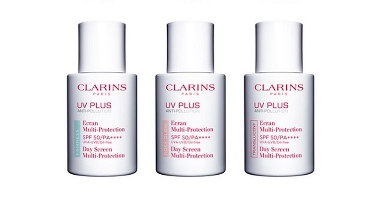 Kem chống nắng Clarins UV Plus