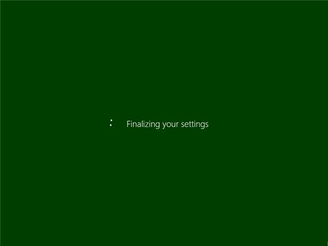 cài đặt windows 8 13.