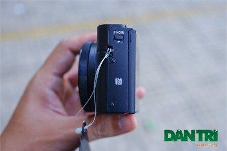Máy tích hợp các kết nối như NFC, Wi-Fi