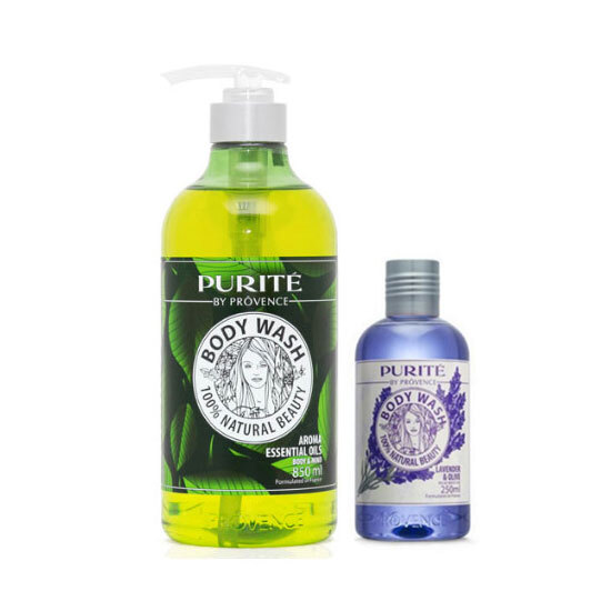 Sữa tắm Purite by Provence