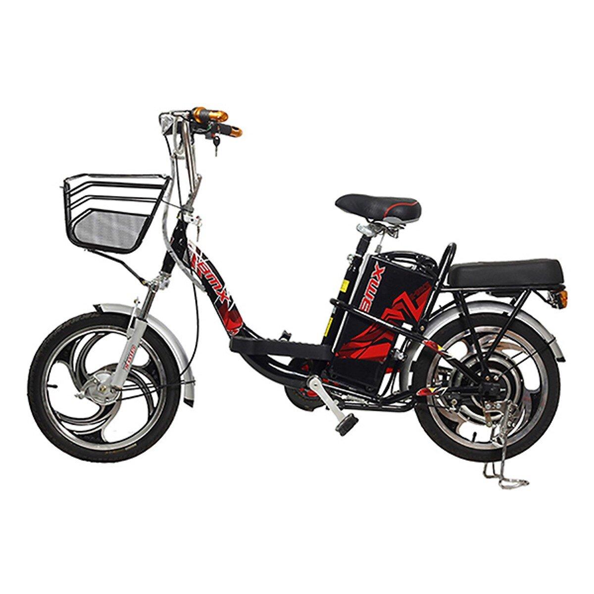 Xe đạp điện BMW Classic phối màu đầy cá tính