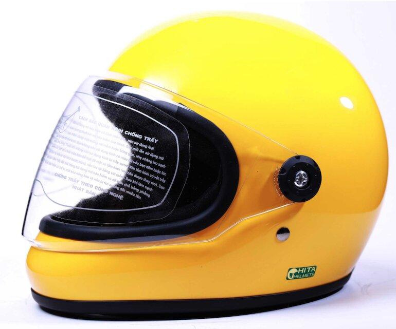 Mũ bảo hiểm Chita Fullface ZETTA CT36 trọng lượng nhẹ, phân tán đều