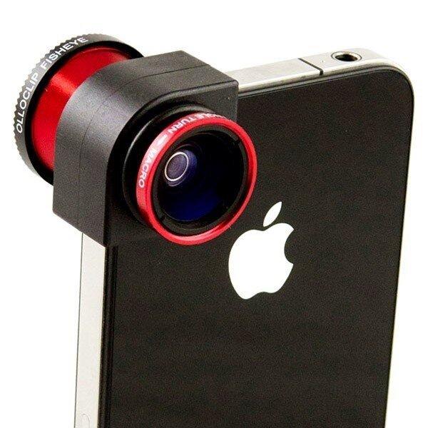 Nếu chất lượng ảnh chụp từ những chiếc iPhone chưa thể khiến bạn hài lòng, thì hãy thử thêm 1 chiếc ống kính rời khác nhé.