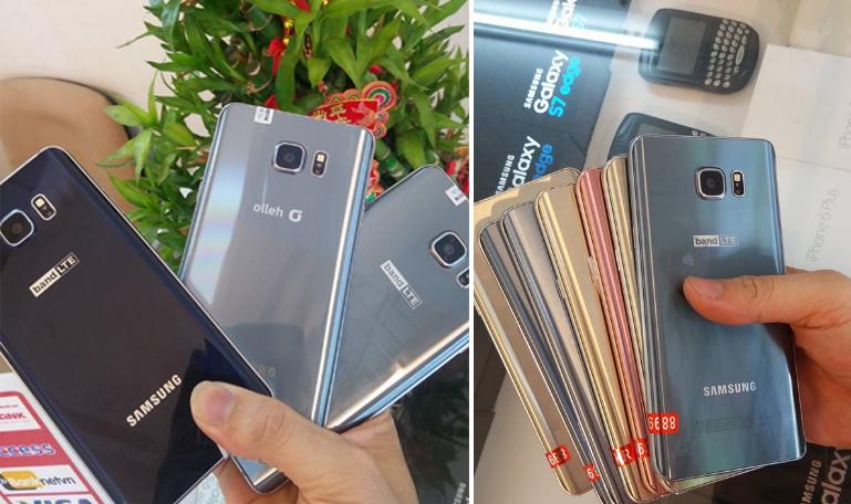 Samsung Galaxy Note 5 tại Nguyên Thảo Mobile